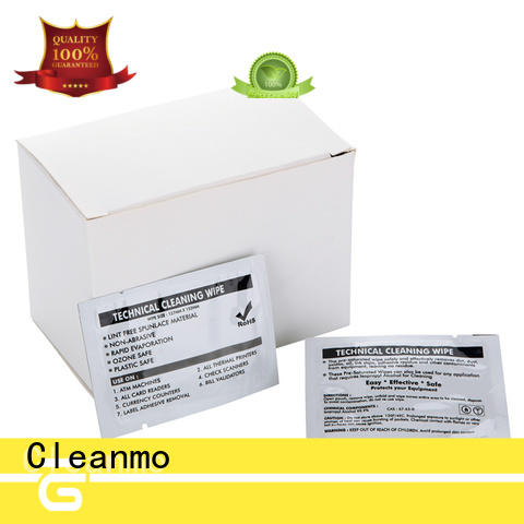 high quality laser printer cleaning kit High and LowTack Double Coated Tape wholesale for ID card printers