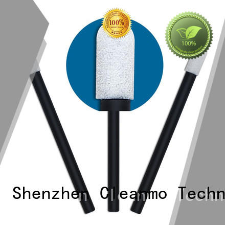 Cleanmo affordable pre injection swabs factory price for Micro-mechanical cleaning