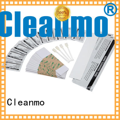 Cleanmo PP printer cleaning tools factory price for Fargo card printers