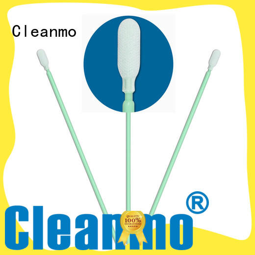 compatible fiber optic cleaning swabs excellent chemical resistance factory for printers