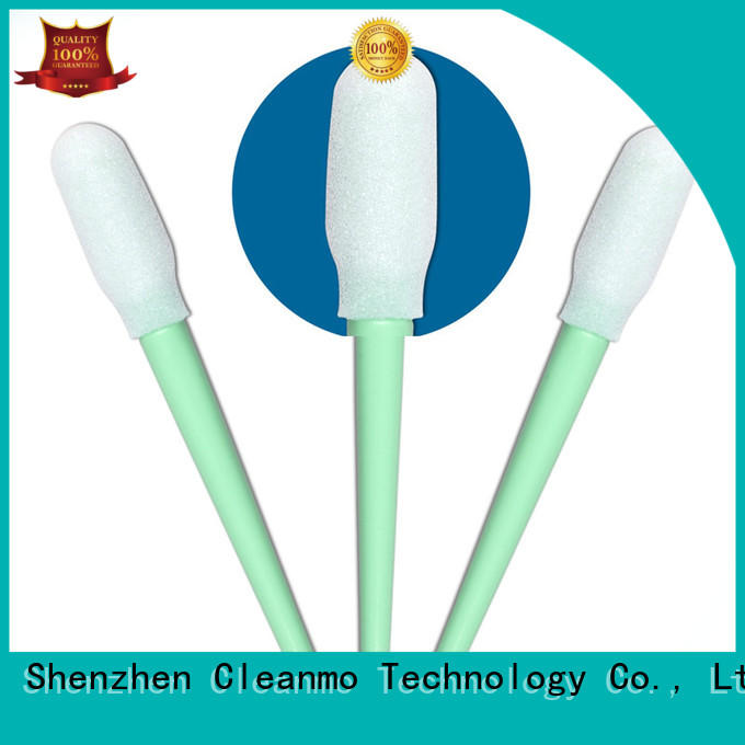 affordable cotton swab holder thermal bouded factory price for general purpose cleaning