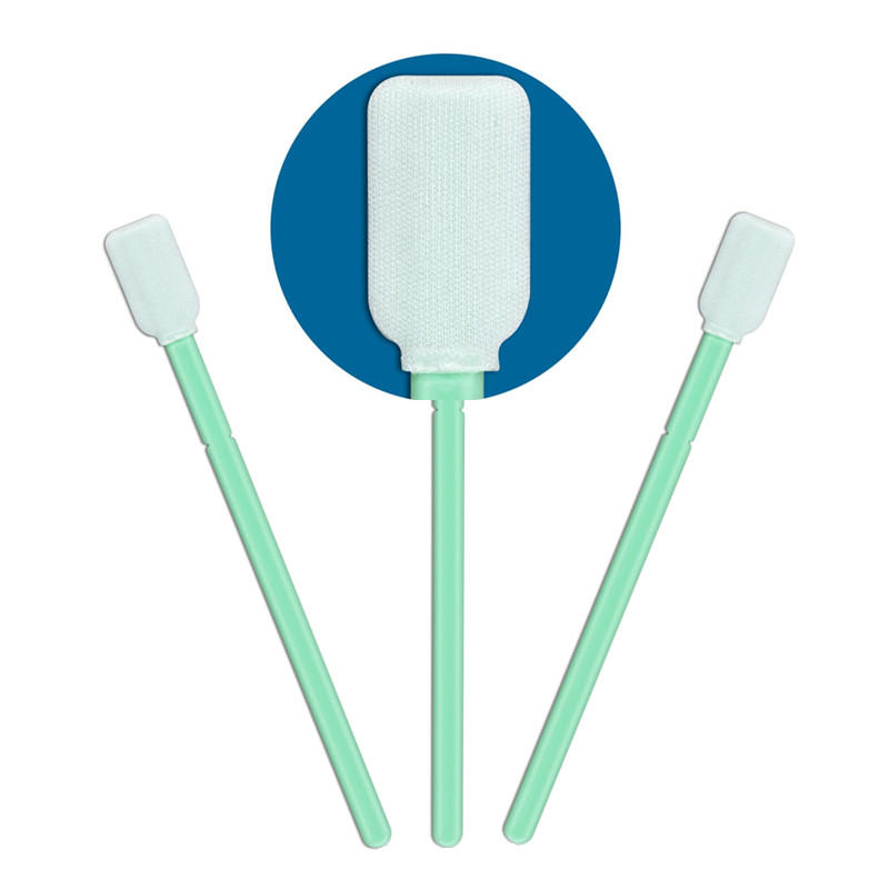 Cleanmo high quality Disposable Microfiber Swabs manufacturer for Micro-mechanical cleaning-1