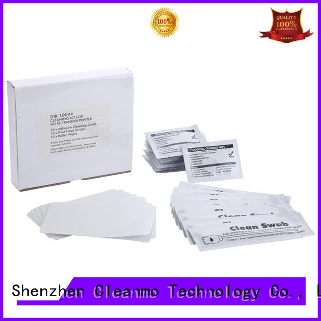 kits cleaning magicard Cleanmo Brand thermal printer cleaning pen factory