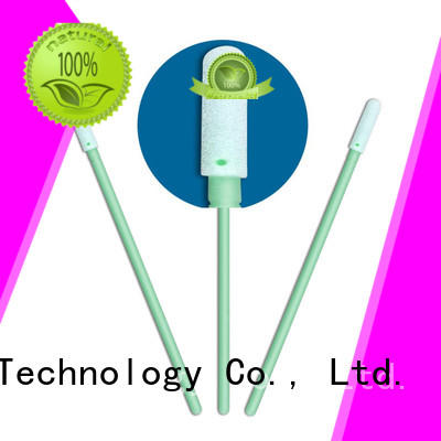 high quality oral swabs precision tip head factory price for Micro-mechanical cleaning