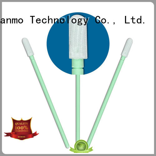 safe material safety swabs polypropylene handle wholesale for microscopes