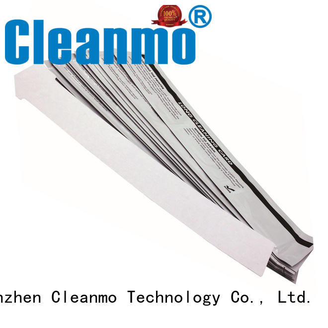 Cleanmo Electronic-grade IPA lens cleaning swabs factory for IDP SMART 30