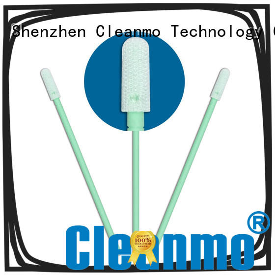 high quality texwipe polyester swabs double-layer knitted polyester supplier for microscopes