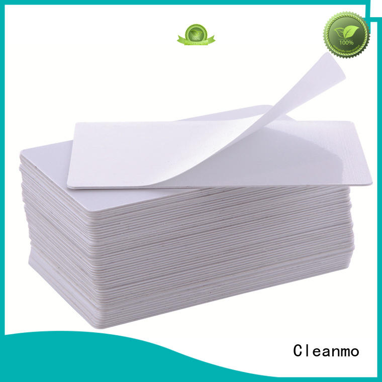 Cleanmo Electronic-grade IPA Snap Swab laser printer cleaning kit manufacturer for Evolis printer