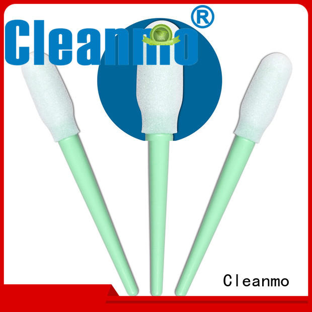 Polyurethane Foam cleaning swab supplier for Micro-mechanical cleaning Cleanmo