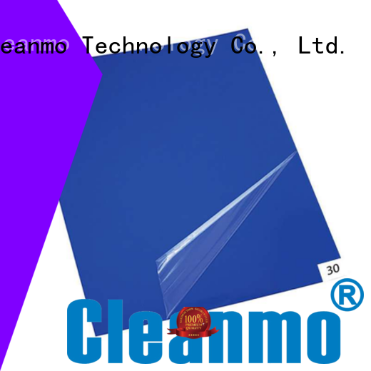 cleanroom tacky mat mat polyethylene sticky mat manufacture
