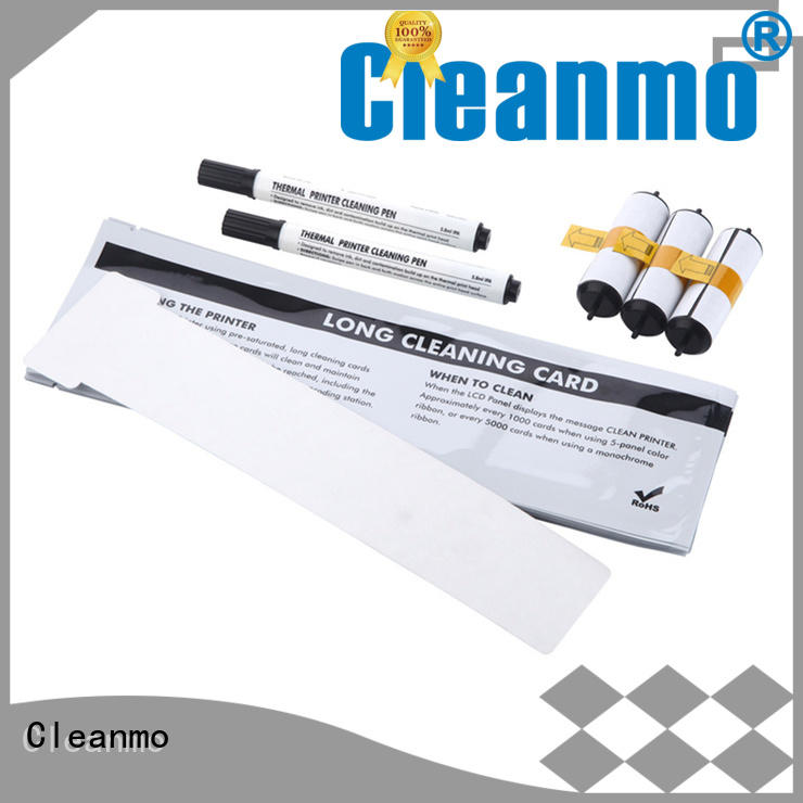 Cleanmo good quality ipa cleaner supplier for the cleaning rollers