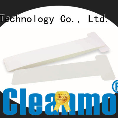 Cleanmo cost effective zebra cleaners wholesale for Zebra P120i printer