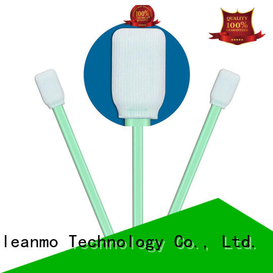 compatible cleaning swabs electronics excellent chemical resistance supplier for printers