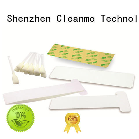 durable zebra cleaners non woven manufacturer for ID card printers