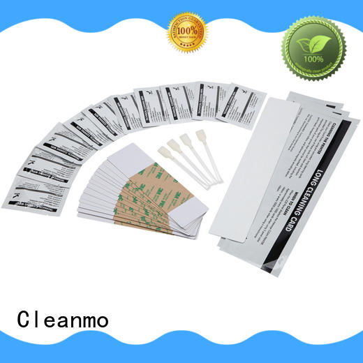 Cleanmo PVC printer cleaning products factory price for HDPii