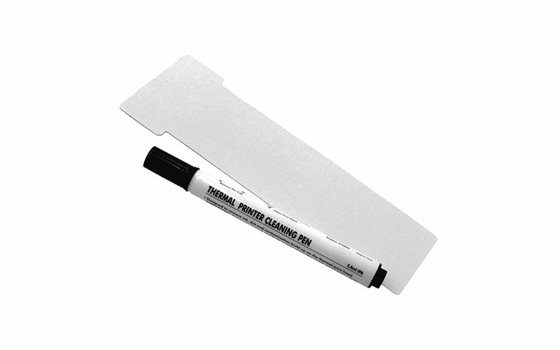 Cleanmo durable AlphaCard Printhead Cleaning Pens Aluminum foil packing for AlphaCard PRO 100 Printer-2