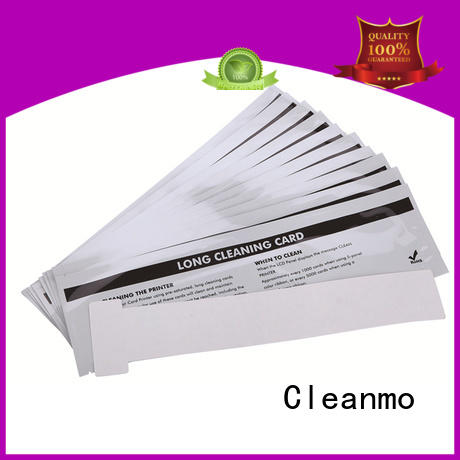 quick laser printer cleaning kit Aluminum Foil supplier for Evolis printer