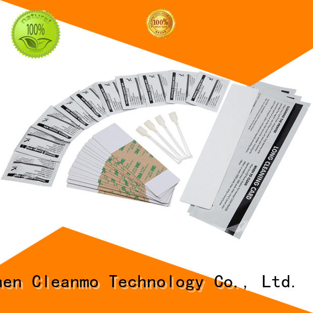 Cleanmo Brand sponge PP non printhead cleaner manufacture
