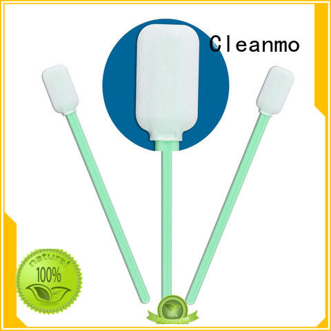 ESD-safe clean tips swabs EDI water wash wholesale for general purpose cleaning