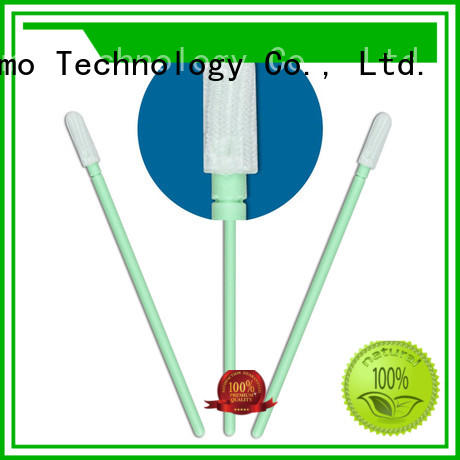 good quality dacron swab flexible paddle supplier for microscopes