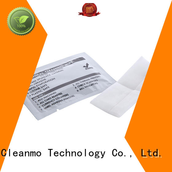 Cleanmo 99.9% Electronic Grade IPA Solution printer wipes manufacturer for Inkjet Printers