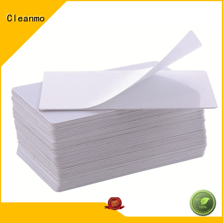 high quality clean printer head High and LowTack Double Coated Tape factory price for ID card printers