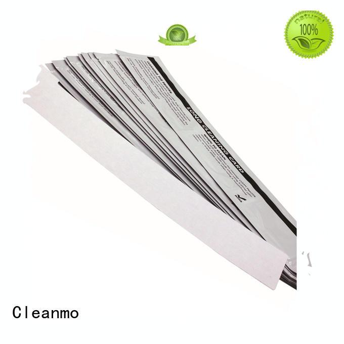 Cleanmo Brand cleanings dirt thermal printer cleaning regular