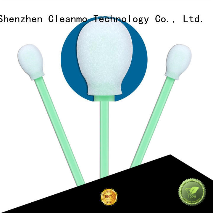 Cleanmo cost-effective cotton swab case factory price for Micro-mechanical cleaning