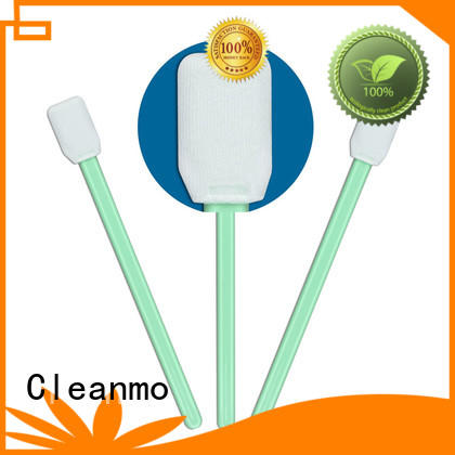 Cleanmo ESD-safe camera sensor cleaning swabs wholesale for excess materials cleaning