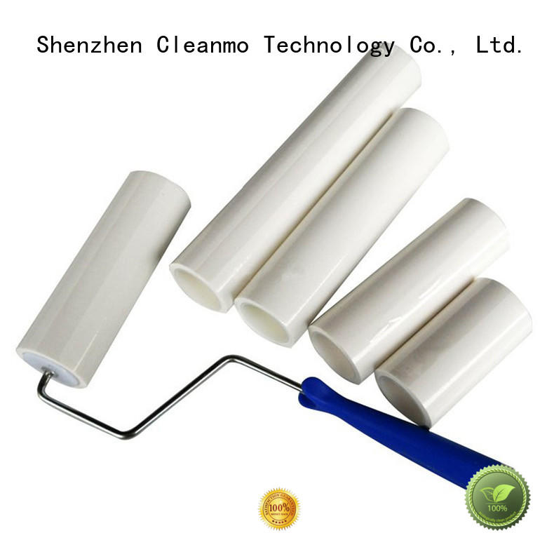 effective tacky roller soft surface texture factory for semiconductor