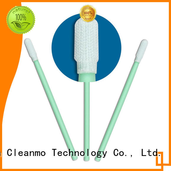 safe material safety swabs polypropylene handle wholesale for general purpose cleaning