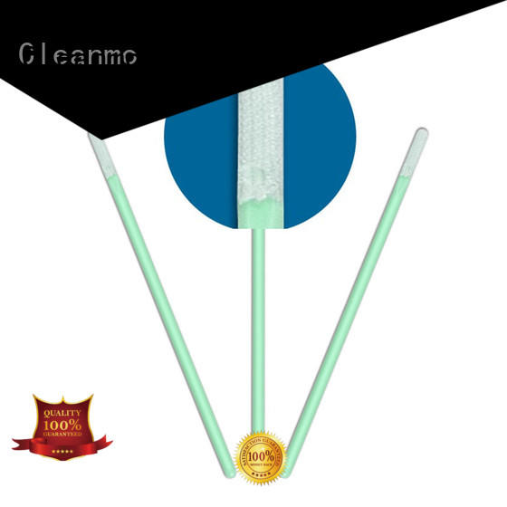 Cleanmo ESD-safe chemtronics swabs wholesale for Micro-mechanical cleaning