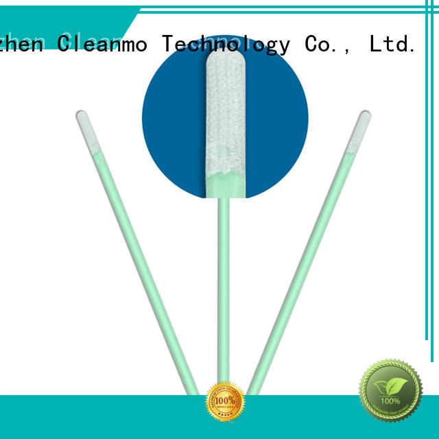 high quality photographic solutions sensor swab Polypropylene handle factory price for Micro-mechanical cleaning