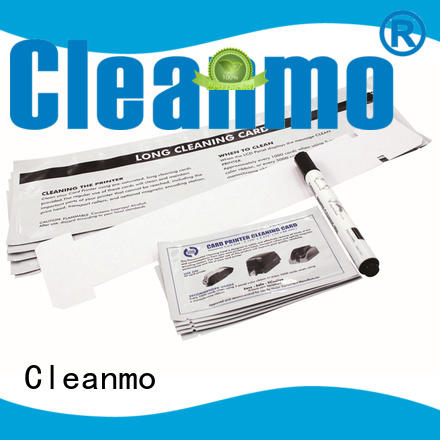 Cleanmo PVC long cleaning swabs manufacturer for J430i Printers