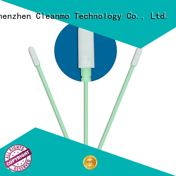 Cleanmo excellent chemical resistance photographic solutions sensor swab factory price for excess materials cleaning