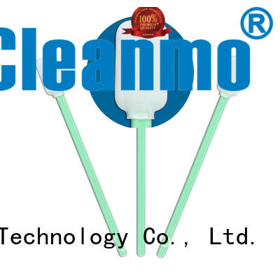 Cleanmo excellent chemical resistance sensor swab full frame wholesale for general purpose cleaning