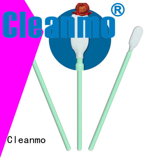 Cleanmo ESD-safe dslr sensor swabs wholesale for Micro-mechanical cleaning