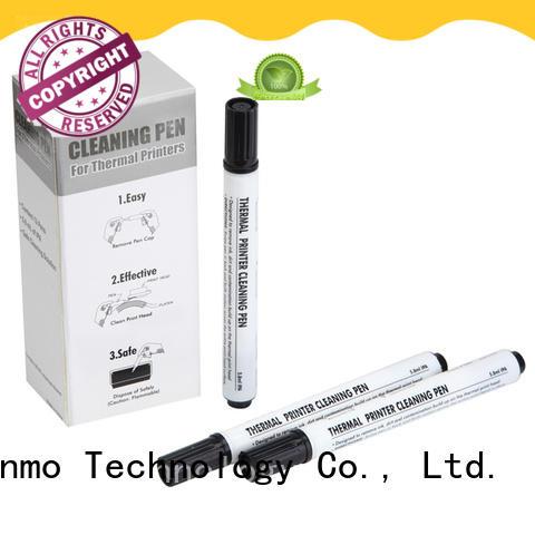 Cleanmo disposable zebra printer cleaning wholesale for Zebra P120i printer