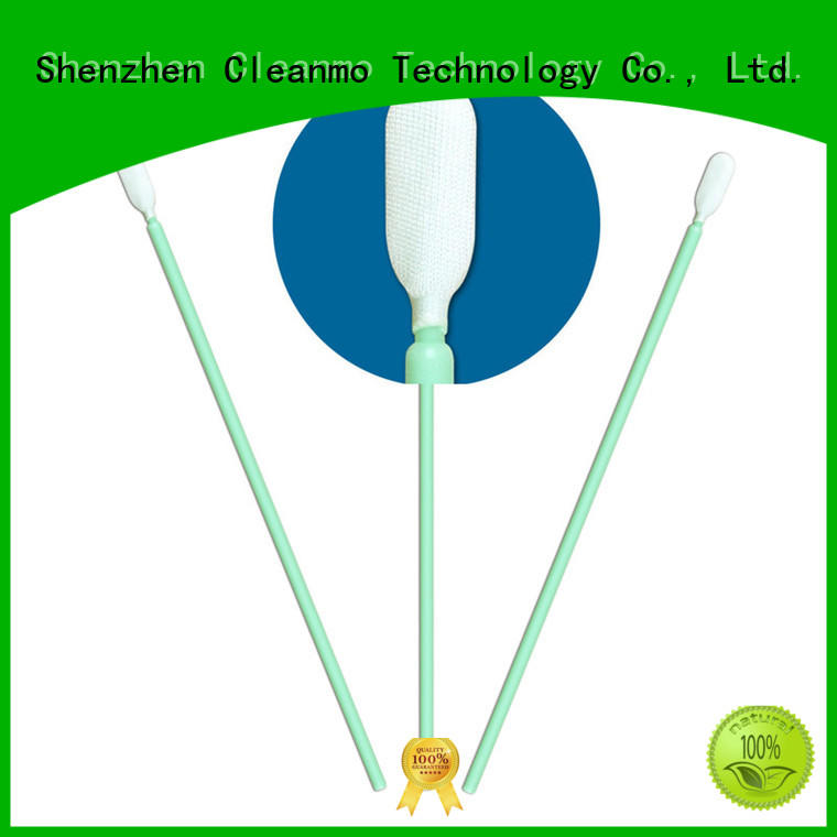 cost-effective cleanroom q tips EDI water wash factory price for general purpose cleaning