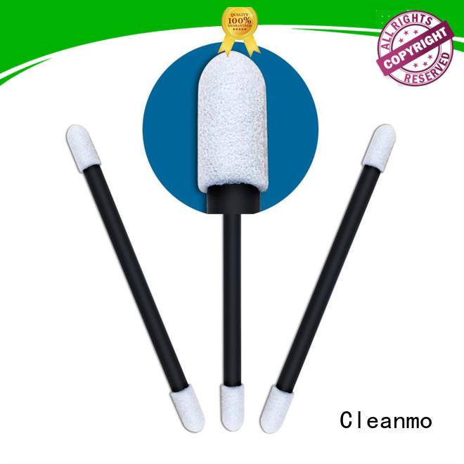 Cleanmo Brand foam swab cleanroom medical mouth swabs