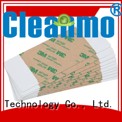 Cleanmo PVC printer cleaning solution wholesale for ImageCard Magna