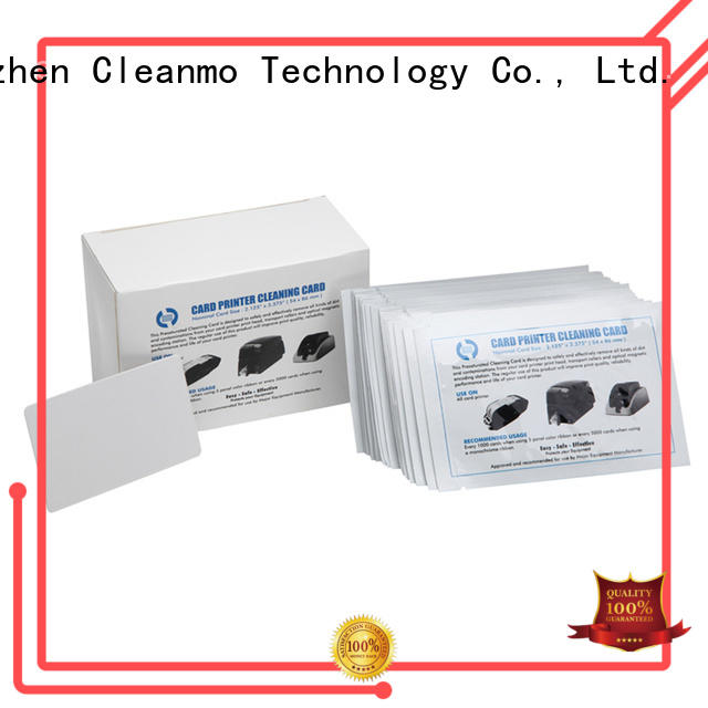 Cleanmo PVC printhead cleaning pens manufacturer for HDPii