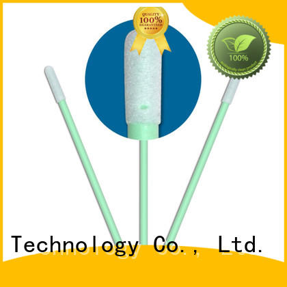 Polyurethane Foam texwipe swabs manufacturer for excess materials cleaning Cleanmo