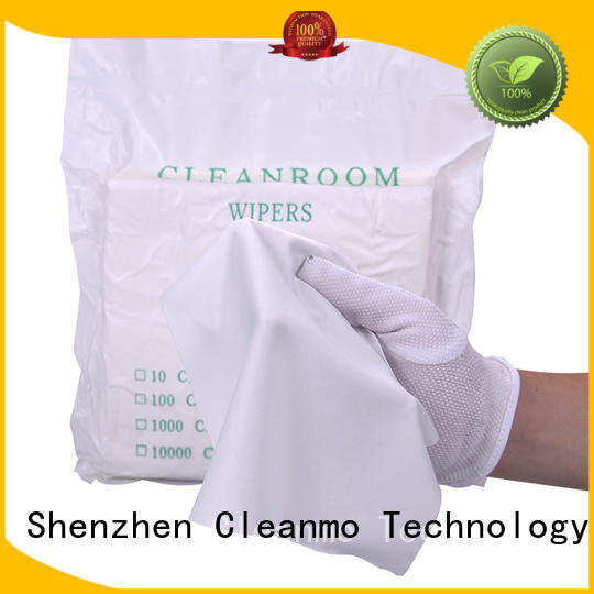 convenient microfiber cleaning cloth 70% Polyester factory for chamber cleaning