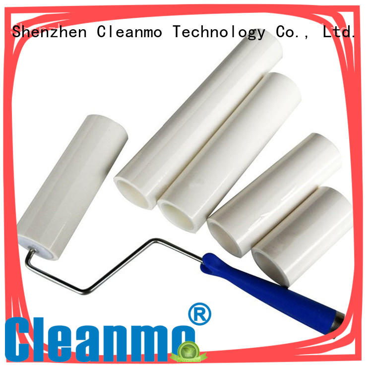 Cleanmo effective tacky roller factory for cleaning
