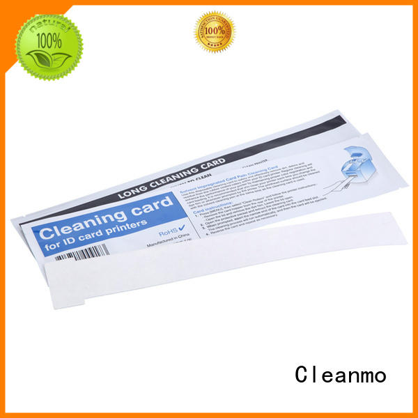 Cleanmo pvc printer cleaning sheets manufacturer
