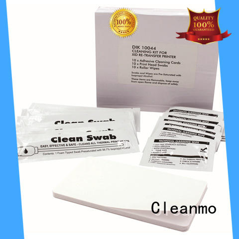 Cleanmo durable inkjet printer cleaning kit factory for XID 580i printer