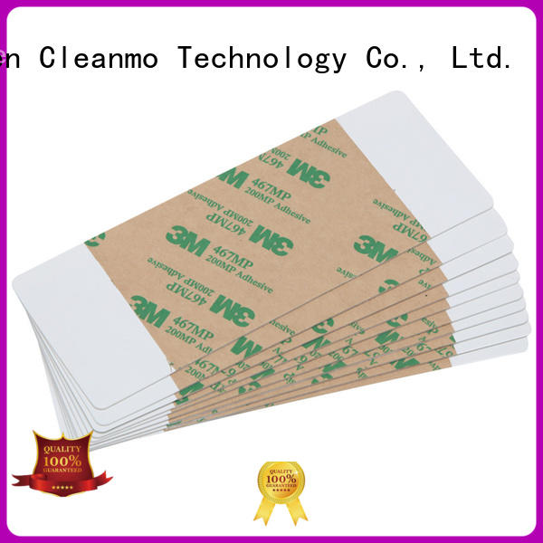 Cleanmo high tack pressure sensitive adhesive print cleaner manufacturer for ImageCard Magna