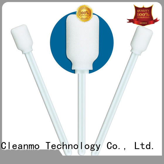 Cleanmo cost-effective puritan swabs precision tip head for general purpose cleaning