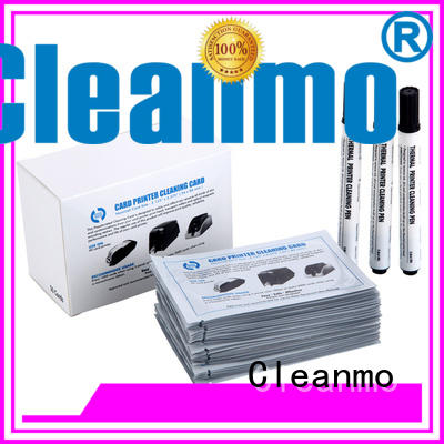 Cleanmo effective inkjet printhead cleaner supplier for the cleaning rollers